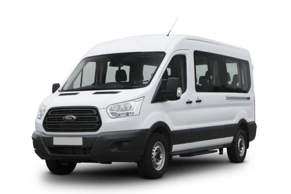 17 Seater People Carrier / Minibus