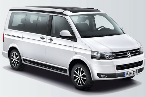 9 Seater People Carrier / Minibus