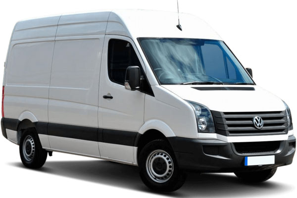 Volkswagen Crafter - Extra Large Long Wheel Base