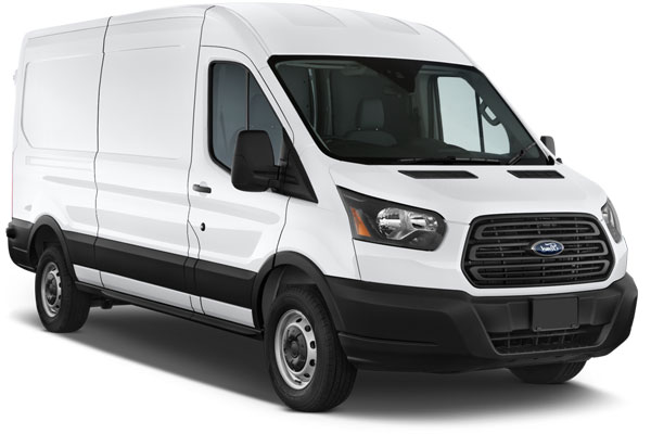 Ford Transit - Large Long Wheel Base