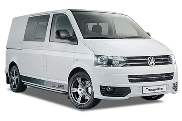 VW Transporter Crew Cab
