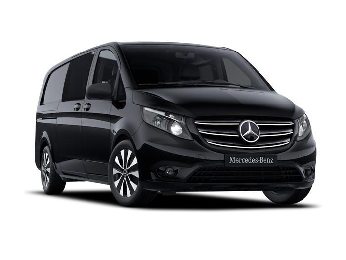 Mercedes 9 Seater Premium Class Auto